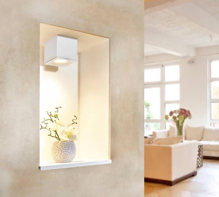 Click Licht De Gmbh Co Kg Modern Quadratischer Led