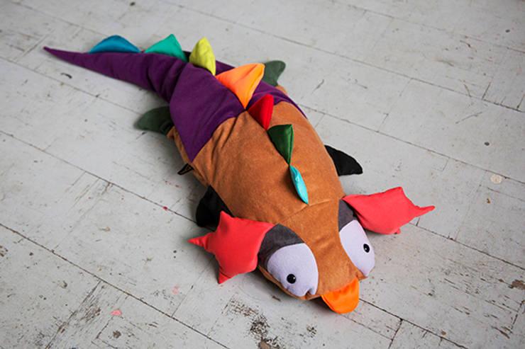 Zoja: styl , w kategorii Pokój dziecięcy zaprojektowany przez Kokodyl,