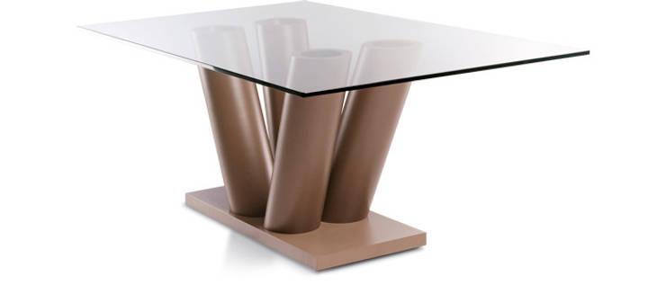 Mesas: Sala de jantar  por Ricardo Rodrigues - Rio Designer