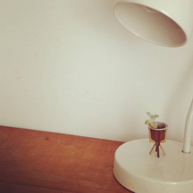 Usos: Dormitorios de estilo  por A3 diseño sa