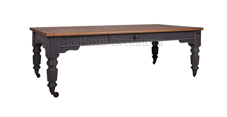 Столик Keywest Coffee Table T007: Гостиная в . Автор – LeHome Interiors