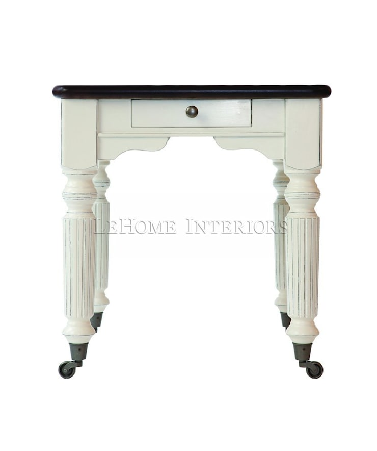 Столик Keywest Side Table T008: Гостиная в . Автор – LeHome Interiors