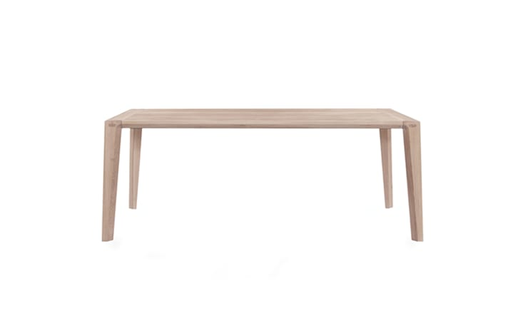 RAIA TABLE: Casa  por Wewood - Portuguese Joinery