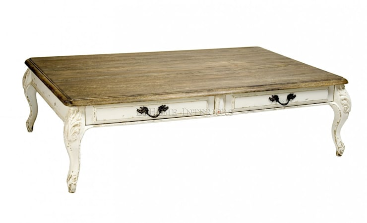 Столик Louise Classic Coffee Table T019: Гостиная в . Автор – LeHome Interiors