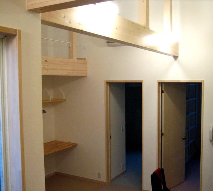 子ども達の共用のスペース: あお建築設計が手掛けた和室です。
