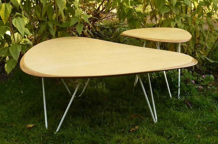 MESAS SETA:  de estilo  por TocToc - Muebles y Objetos Argentinos,Escandinavo Madera Acabado en madera