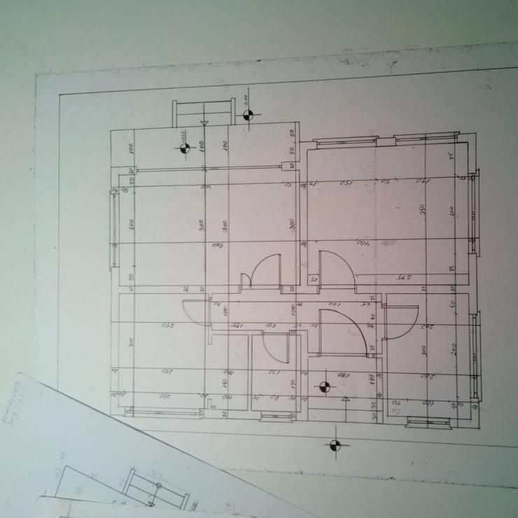 Fetirim İç Mimarlık ve Dekorasyon – Tadiat Projesi:  tarz Evler