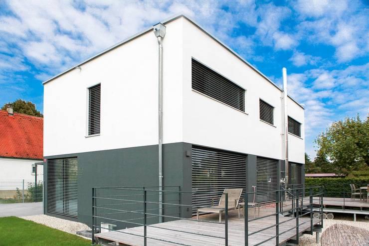 Une maison ultra moderne Maison ultra moderne