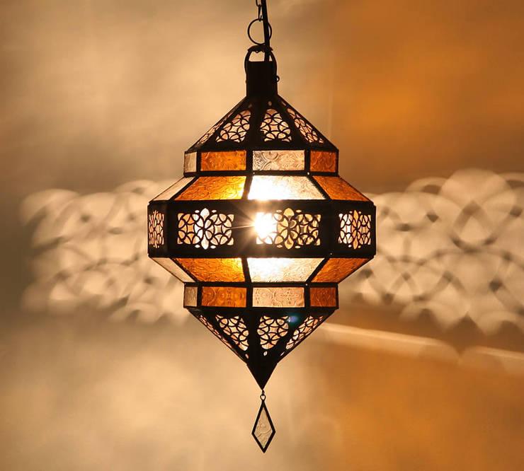 Orientaals hanglamp 'Maha':   door Orientflair, Mediterraan