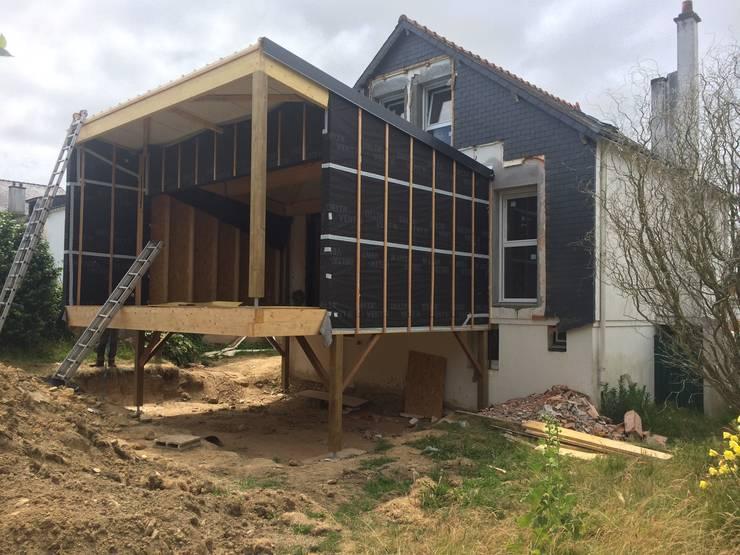 Agrandissement Sur Pilotis pourquoi choisir une extension en bois sur pilotis?