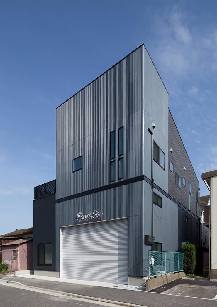 G邸: 一級建築士事務所  馬場建築設計事務所が手掛けた家です。,