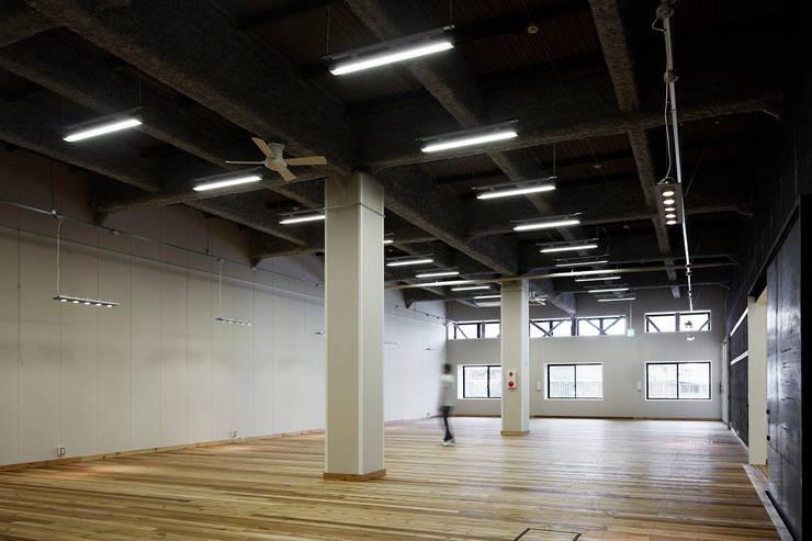 Oshiage-04 <q>すみだパークギャラリーささや</q>: &lodge inc. / 株式会社アンドロッジが手掛けた和室です。
