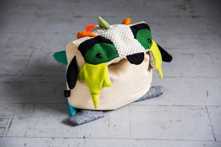 Huba Buba: styl , w kategorii Pokój dziecięcy zaprojektowany przez Kokodyl,