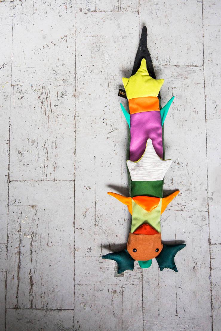Gwizdek: styl , w kategorii Pokój dziecięcy zaprojektowany przez Kokodyl,