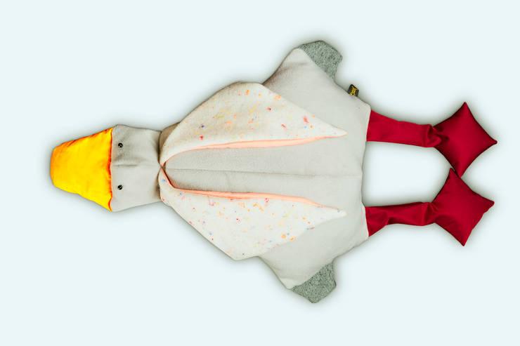 Kaczor: styl , w kategorii Pokój dziecięcy zaprojektowany przez Kokodyl,