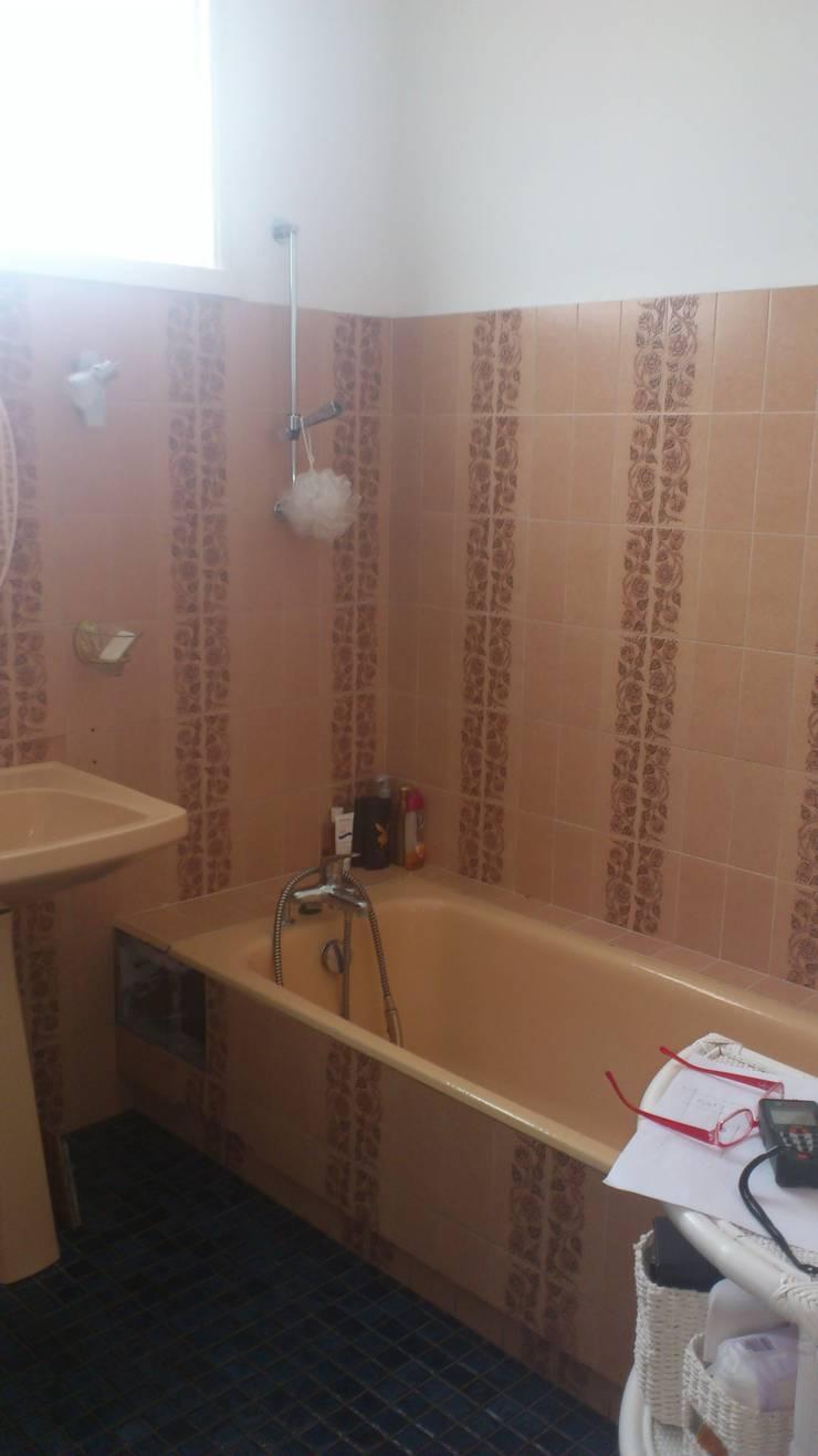 Refection d 39 une salle de bains par sylvie ruperto homify - Refection salle de bain ...