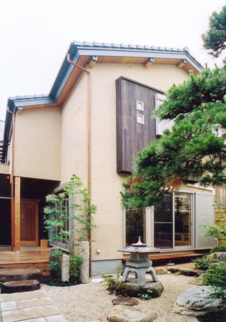 岸和田の家 モダンな 家 の 株式会社 atelier waon モダン