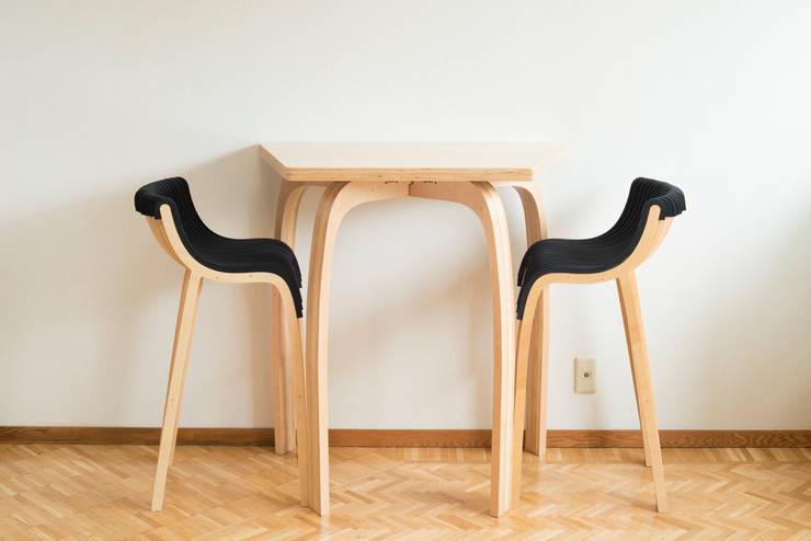 wirechair: Design of Engineering and Fabrication / wipが手掛けたキッチンです。