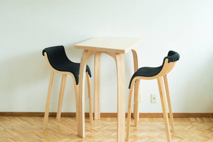 Cozinha  por Design of Engineering and Fabrication / wip