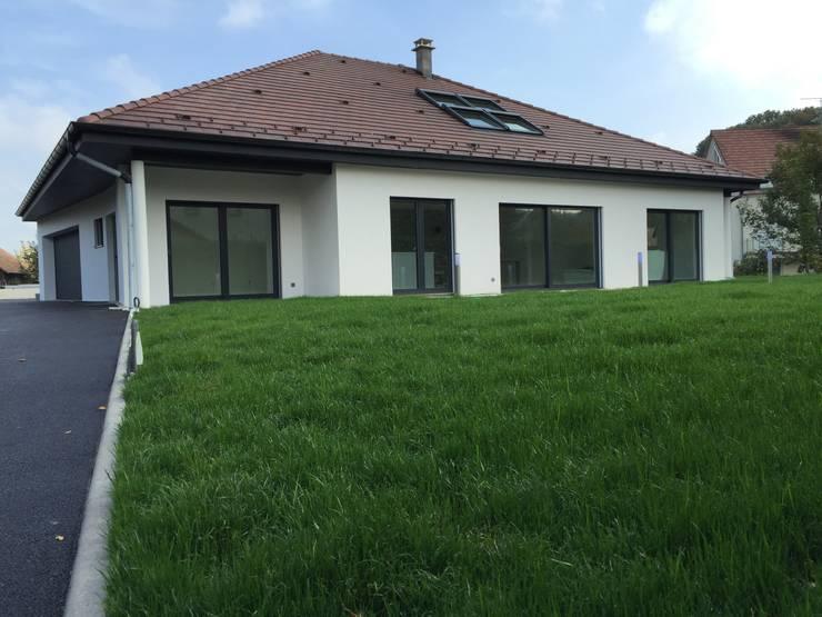 Дома в . Автор – A.FUKE-PRIGENT ARCHITECTE