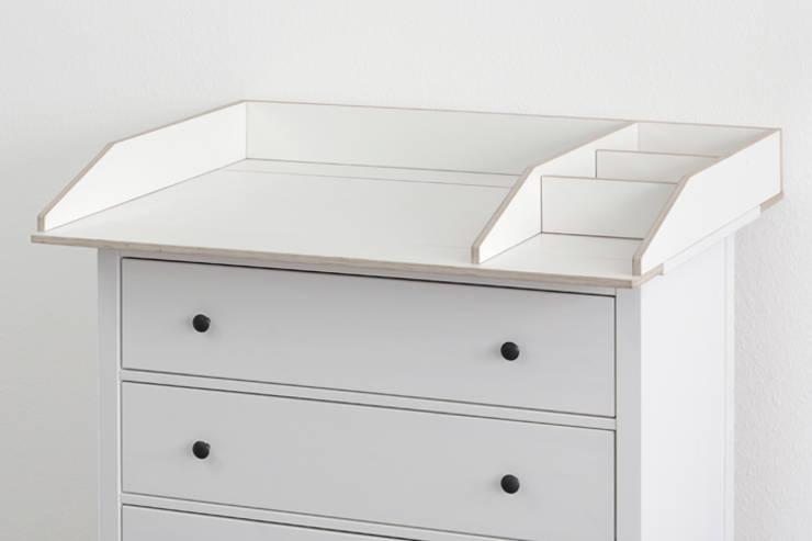 Ikea kommode malm weiß