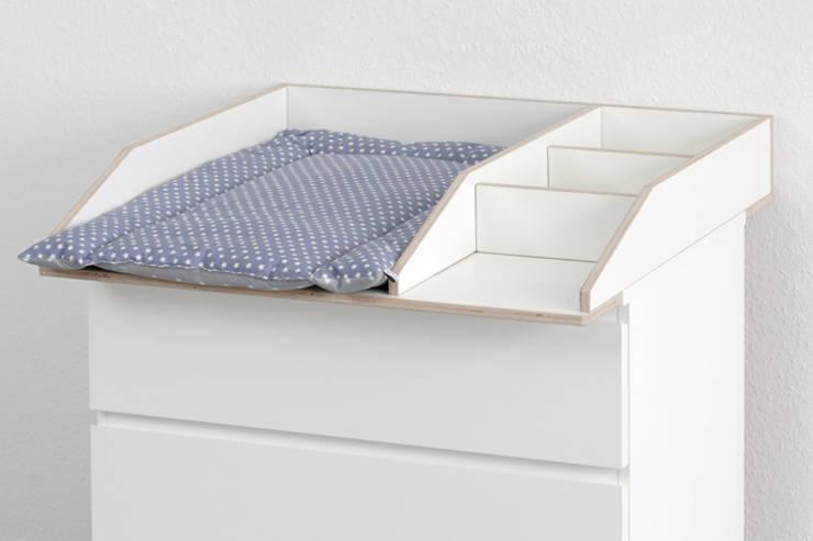 Växla Wickelaufsatz Für Ikea Kommode Hemnes Und Malm Von Nsd New