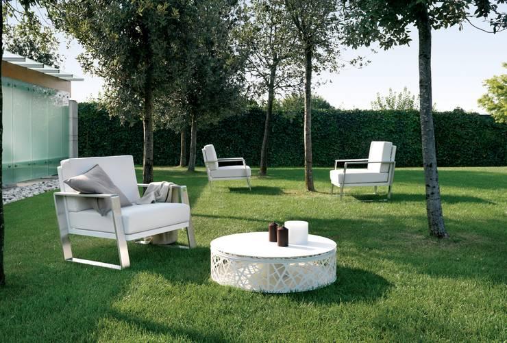 Projekty,  Ogród zaprojektowane przez Salvatore Indriolo