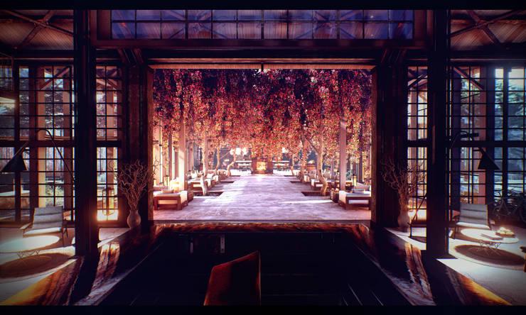 """Конкурс архитектурной визуализации """"The Vineyard"""":  в . Автор – Аrchirost"""