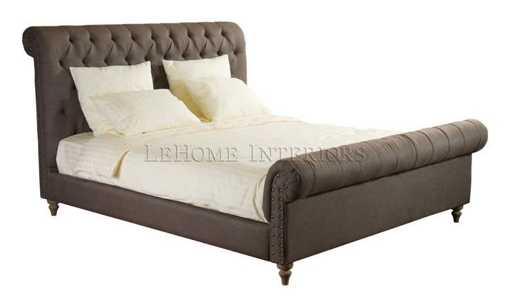Кровать Chester House Bed B005: Гостиная в . Автор – LeHome Interiors