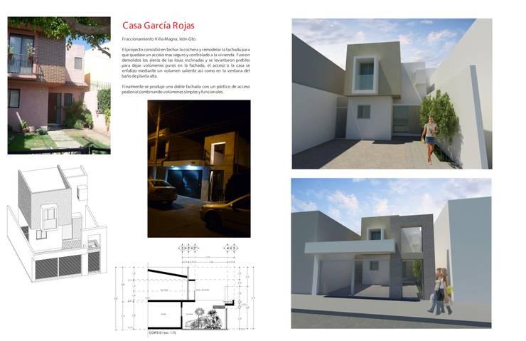 in stile  di Flores Rojas Arquitectura