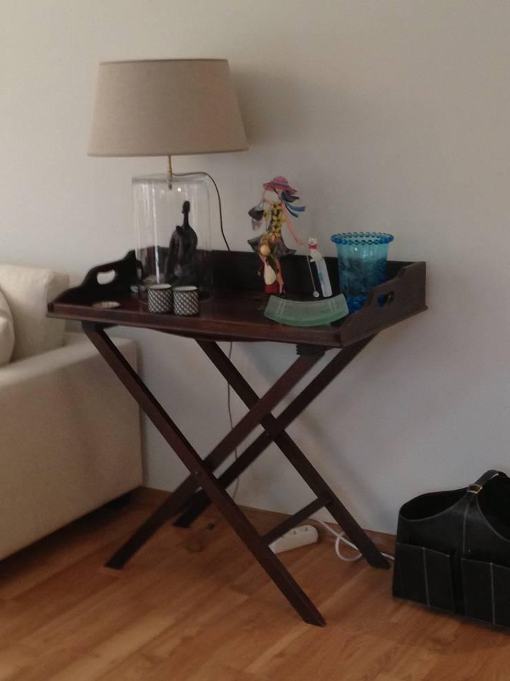 GENT İÇ MİMARLIK – ETİLER KONUT:  tarz Oturma Odası, Modern