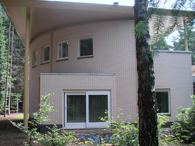 Houses by SL atelier voor architectuur, Modern