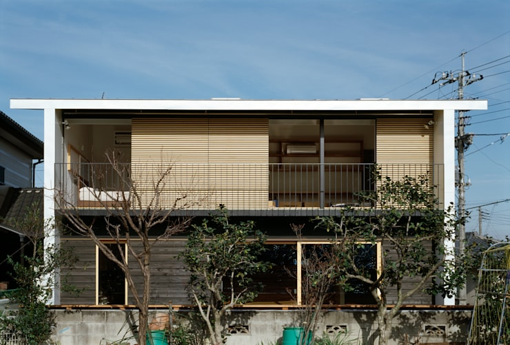八幡町の家: 桐山和広建築設計事務所が手掛けた家です。,