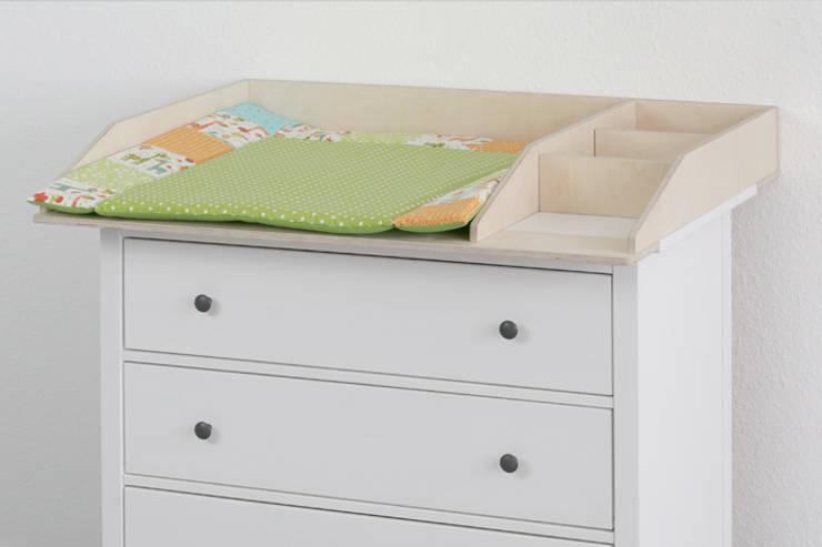 Projekty,  Pokój dziecięcy zaprojektowane przez NSD New Swedish Design GmbH