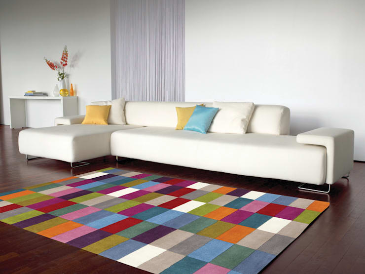 Walls & flooring by www.tappeti.it
