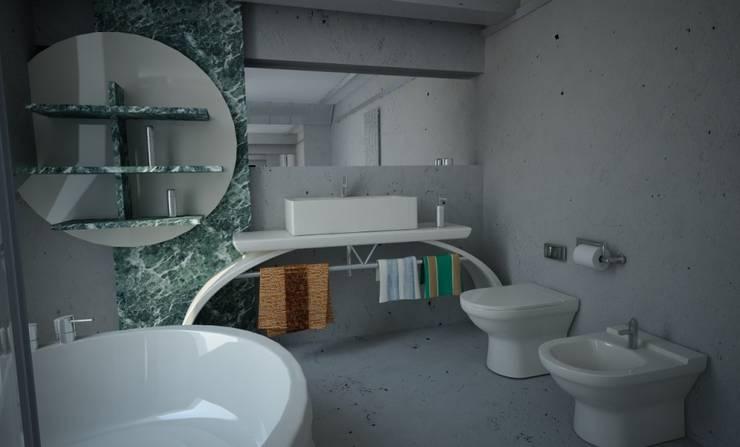 Baños de estilo  por INFO C.E.D.