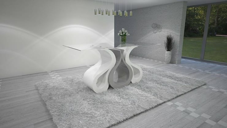 Mobiliário Personalizado : Corredor, hall e escadas  por Mobicouto Lifestyle