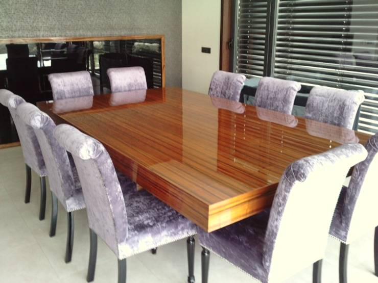 Mobiliário Personalizado : Sala de jantar  por Mobicouto Lifestyle