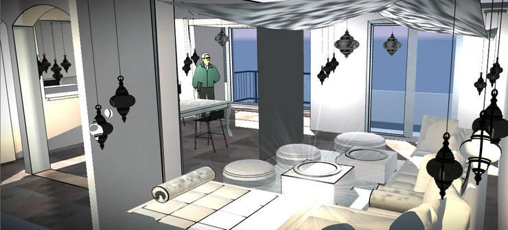 Ambiance 2:  de style  par JC Créations d'intérieurs
