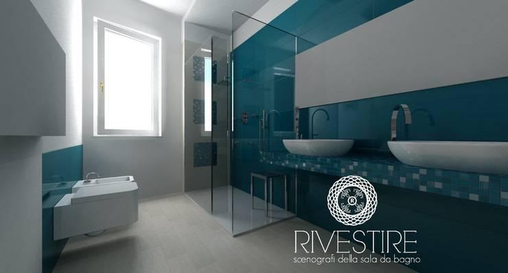 حمام تنفيذ Rivestire