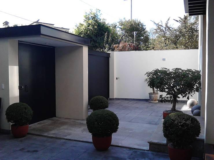 Huizen door CAXÁ studio