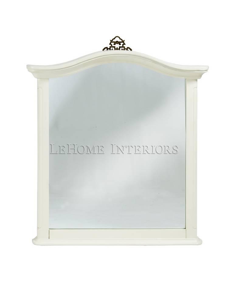 Зеркало M006: Гардеробная в . Автор – LeHome Interiors