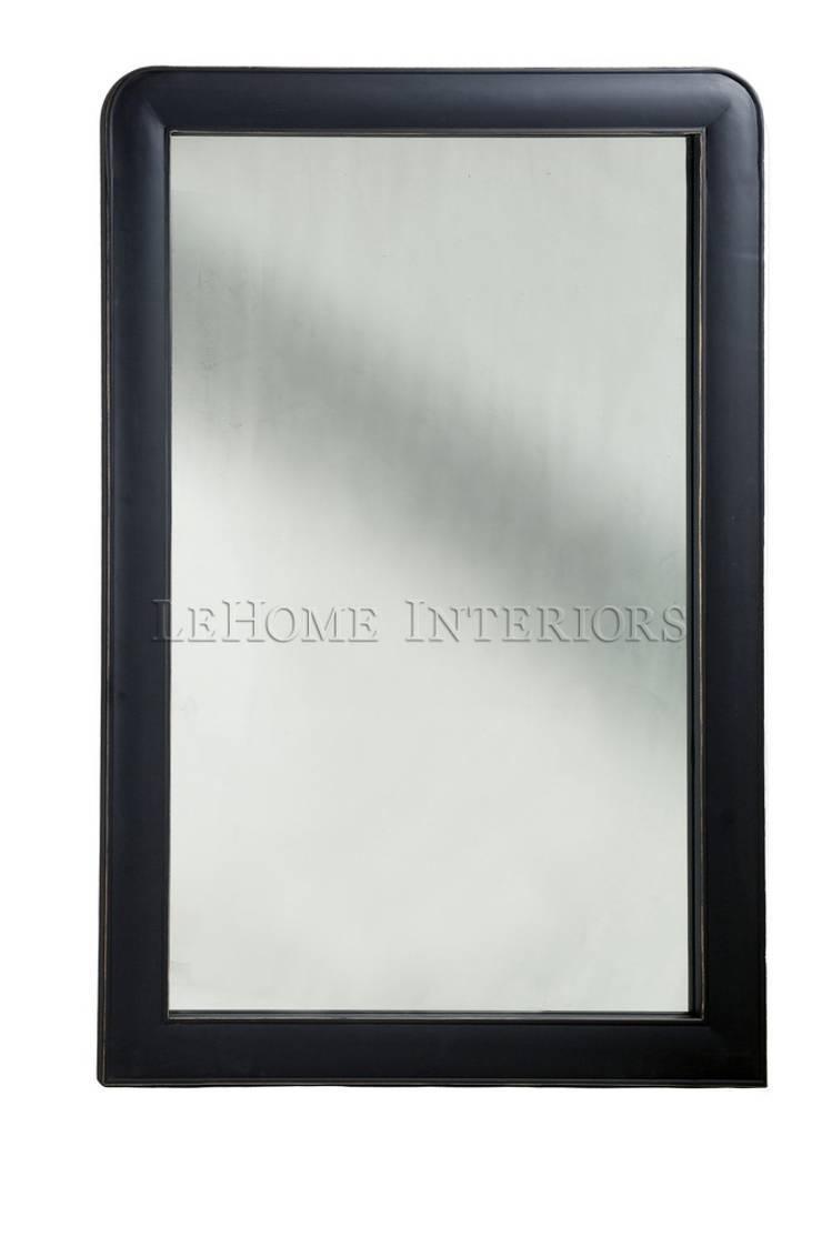 Зеркало M008: Гардеробная в . Автор – LeHome Interiors