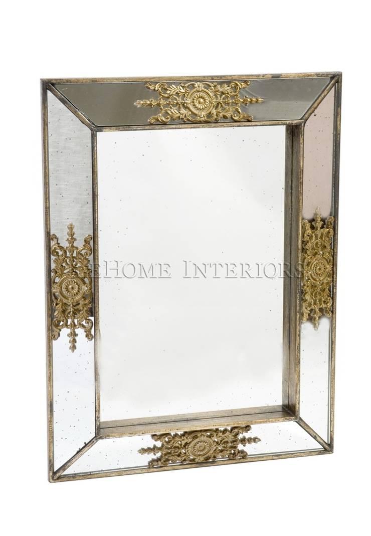 Зеркало M010: Гардеробная в . Автор – LeHome Interiors