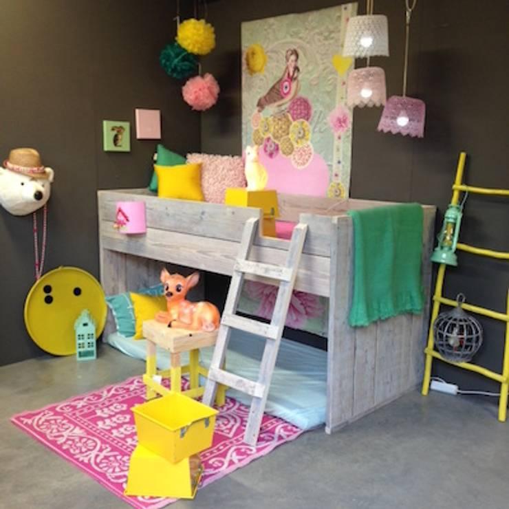 Bedden:  Kinderkamer door Zomerzoen Milheeze, Landelijk