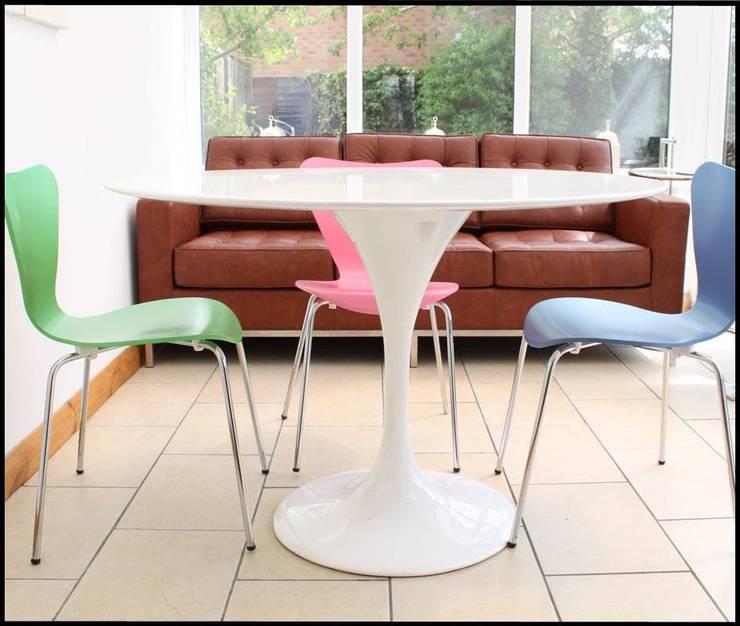 Ideas de decoración para interiores: Comedores de estilo  por HOLACASA