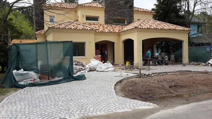 Obras varias: Casas de estilo  por thelordar22