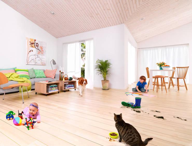 Walls & flooring by Bona