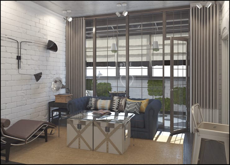 Ruang Keluarga by Interiorbox