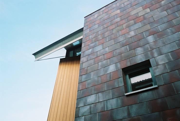 woning te zwolle:  Huizen door ad mars architect, Modern